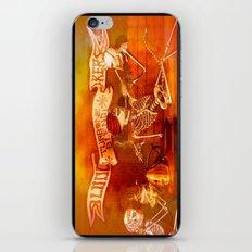 BLOOD SMOKERS - 022 iPhone & iPod Skin