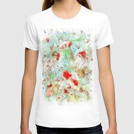 A Splash of Koi T-shirt