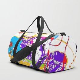 Garden Joy        by   Kay Lipton Duffle Bag