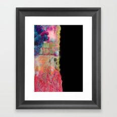 Good Overcoming The Bad Framed Art Print