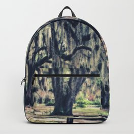 Spanish Moss Backpack