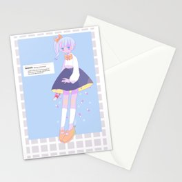 lovesick Stationery Cards