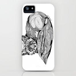 Fox Mystery  iPhone Case
