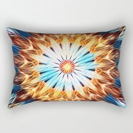 sunflower 1 Rectangular Pillow