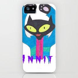 Chav Cat iPhone Case