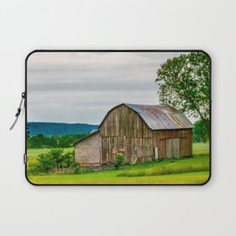 Barn In Bliss Township Laptop Sleeve