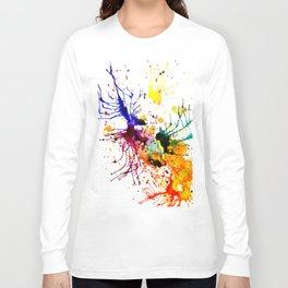 bright fantasy Long Sleeve T-shirt