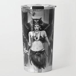 Owl Totem Travel Mug