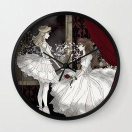 Angel of Music Wall Clock
