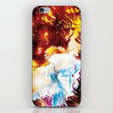 A Dragon Taught me Fire iPhone & iPod Skin