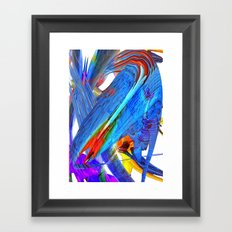 Summer trend Framed Art Print