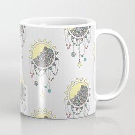 Cheer Up - Sun Illustration Coffee Mug