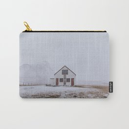 Abandoned Cabin Carry-All Pouch