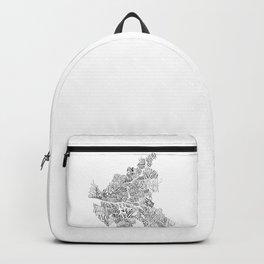 Hamburg City Backpack
