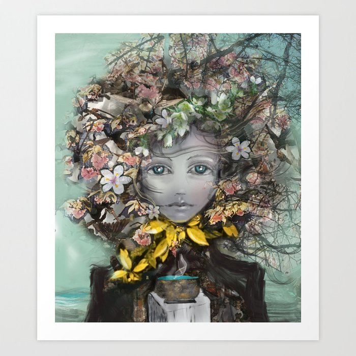 Changing Seasons Art Print