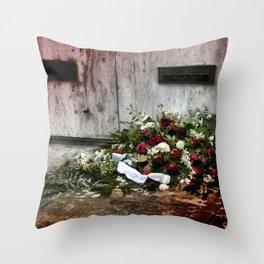 Gone But Never Forgotten Throw Pillow