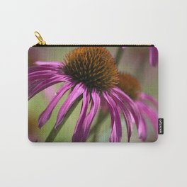Late Summer Coneflower Carry-All Pouch