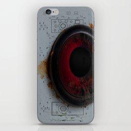 """""""Iris"""" iPhone Skin"""
