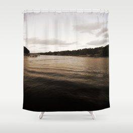 Intracoastal Shower Curtain
