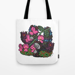 Elegance (Botanical Bliss) Tote Bag
