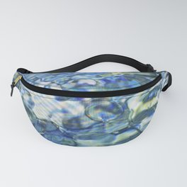 Jeweled Diamond Water Pond Fanny Pack