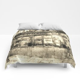 The White Lion Covent Garden London Vintage Comforters