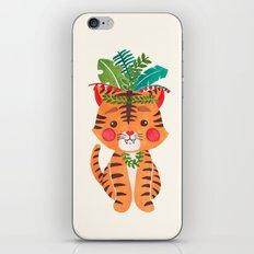 Thomas the Tiger iPhone & iPod Skin