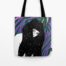 The Universe Within Tote Bag