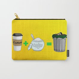 Coffee Math Carry-All Pouch