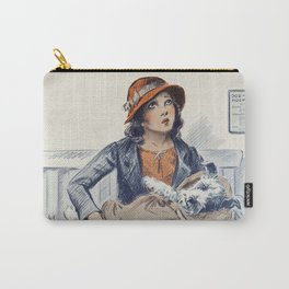 Be Kind To Animals Carry-All Pouch