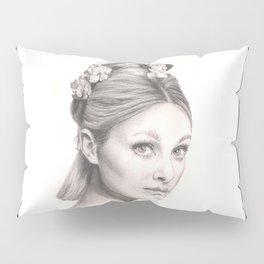 flowered tate... Pillow Sham