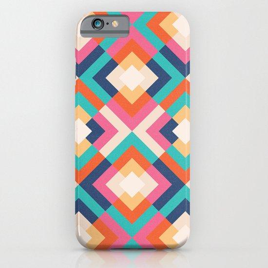 Colorful Geometric iPhone & iPod Case