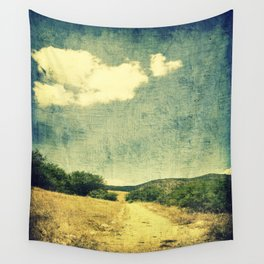 A Heart To Follow Wall Tapestry