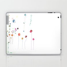 Floral Fall Laptop & iPad Skin