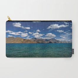 Evening Blues...Pangong Lake Carry-All Pouch