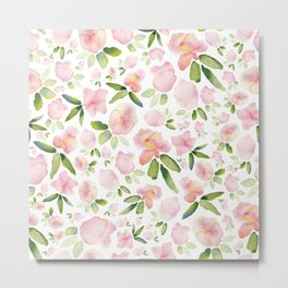 Early bloomers Metal Print