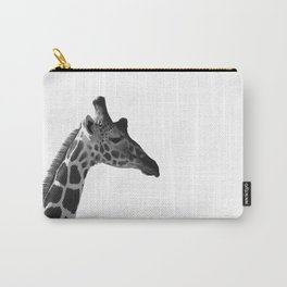 Lone Giraffe Carry-All Pouch
