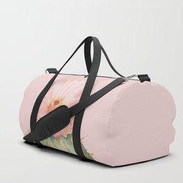 Pink Cactus Duffle Bag