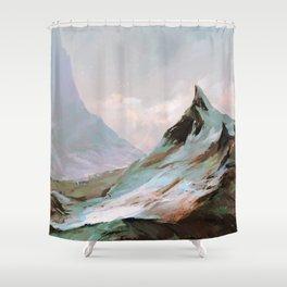 Spine Shower Curtain