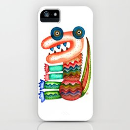 Tyrannosaurus iPhone Case