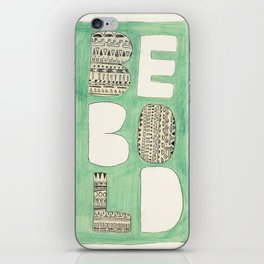 Be Bold! iPhone Skin