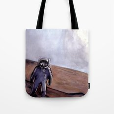 The Rust Coloured Soil (Scene) Tote Bag