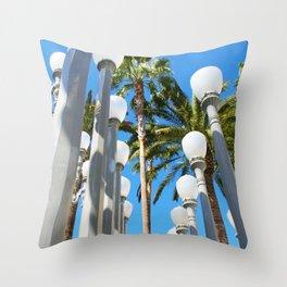 BEVERLY HILLS BY ROBERT DALLAS Throw Pillow