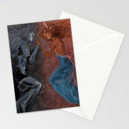 Mors Certa Vita Incerta Stationery Cards