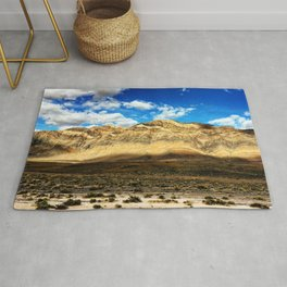 Death Valley Beauty Rug