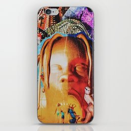 Cover fan Astroworld iPhone Skin