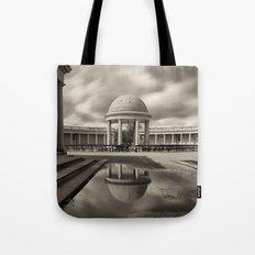 Eaton Park, Norwich, Norfolk Tote Bag
