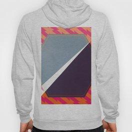 London - color hexagon Hoody