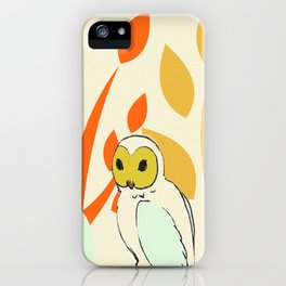 Well, Owl Be iPhone Case