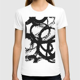 Dance Black and White T-shirt